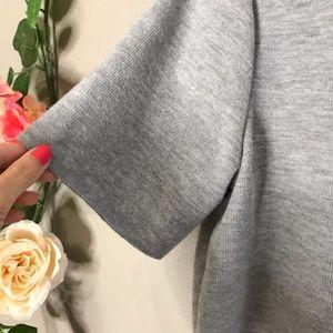 Zara Tops - Zara   mock neck tee